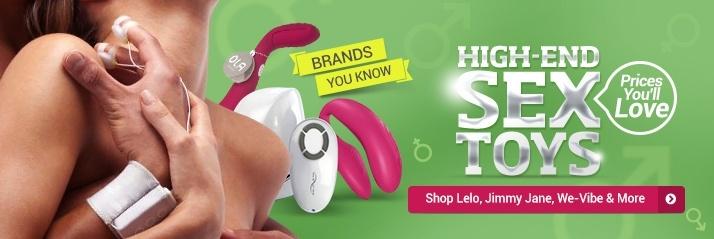 High End Sex Toys - Standard