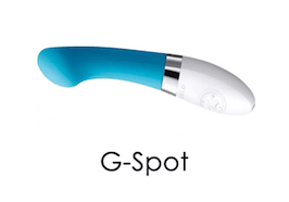 G-Spot Vibrators Sub Category Page